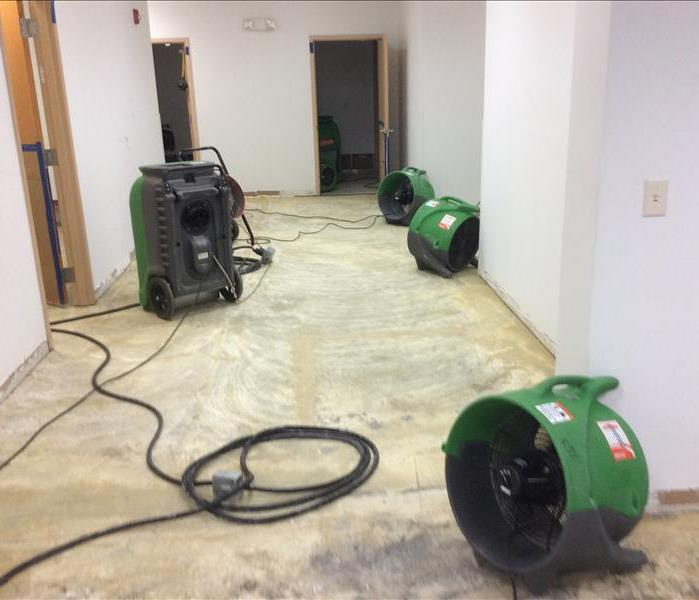 Commercial Water Damage Cortland, NY After