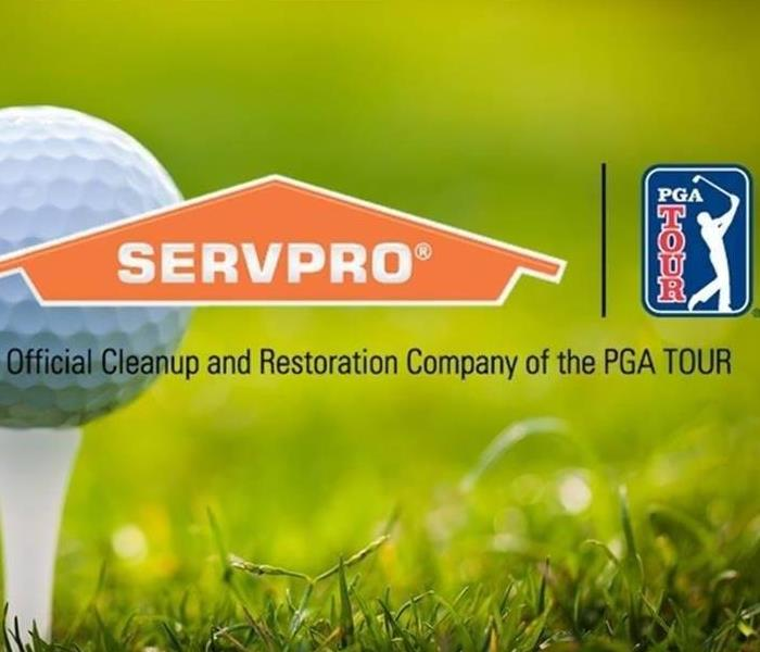Community  SERVPRO: Official Sponsor of the PGA Tour