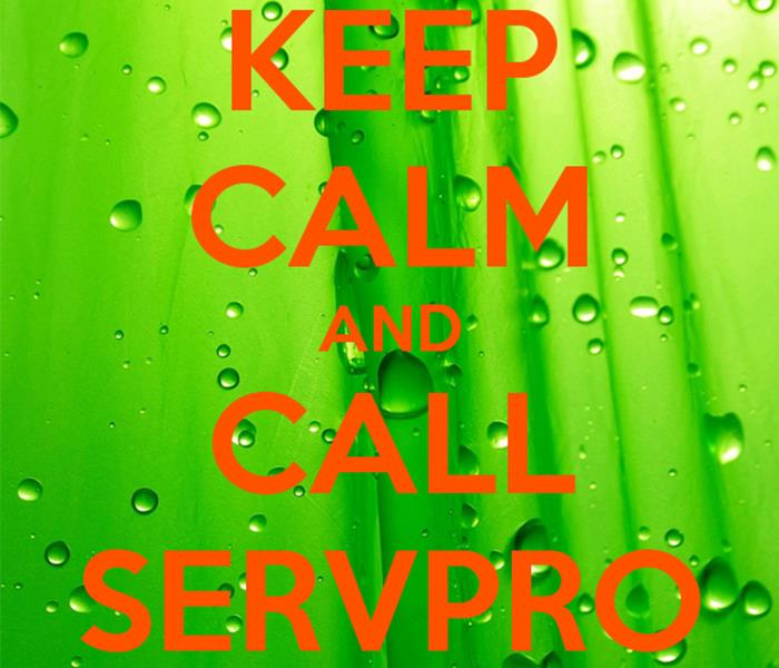 Community SERVPRO: A Team You Can Trust!