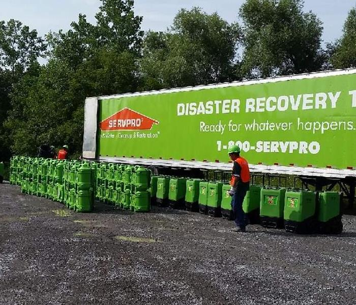 Why SERVPRO Commercial Large Loss Division