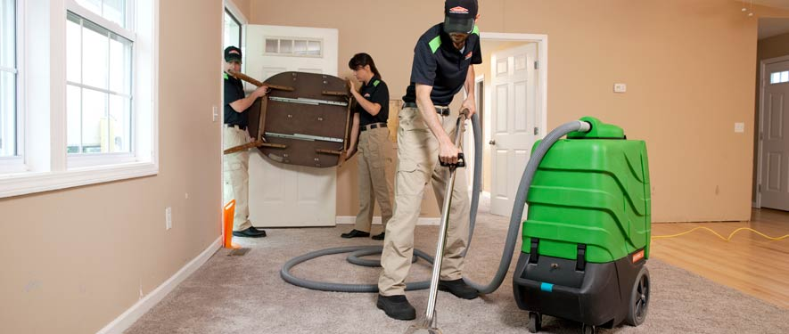 Ithaca, NY residential restoration cleaning